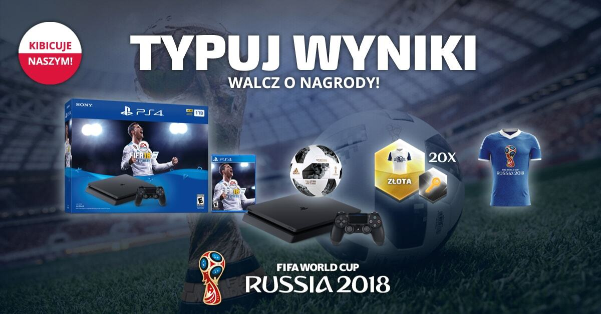 Typer Mistrzostw Świata 2018