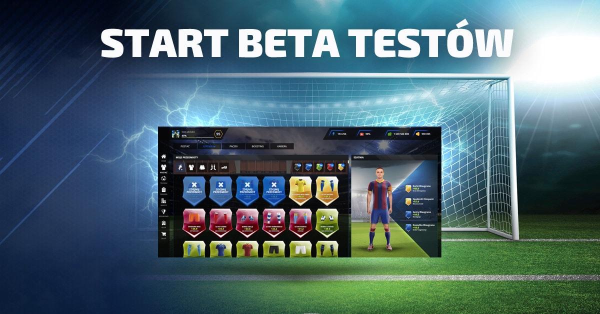 Ruszają zamknięte beta testy!