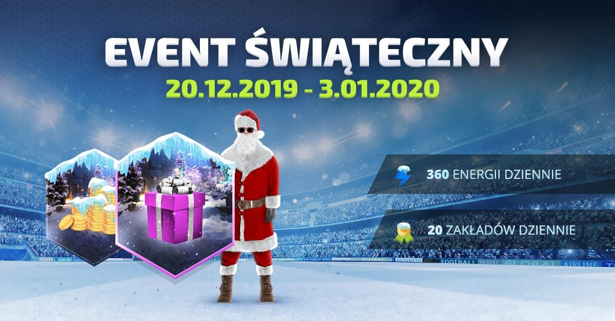 Event świąteczny 2019